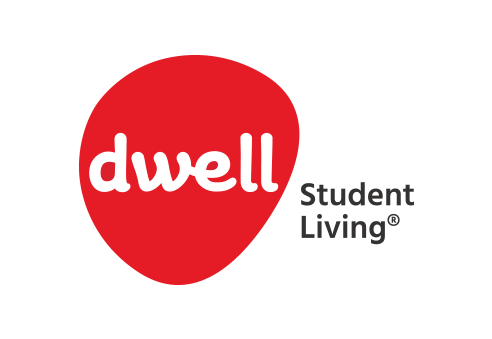 logo dwell student living - Home